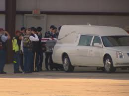 Fallen Marine s Body Returns Home To Texas  CBS Dallas Fort Worth