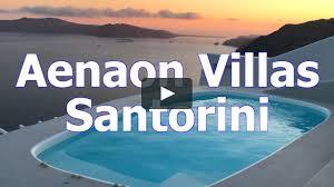 100 Aenaon Villas Santorini Greece