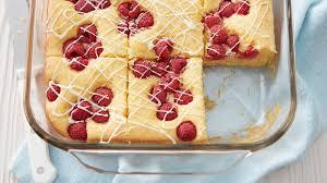 e Bowl Lemon Raspberry Cake