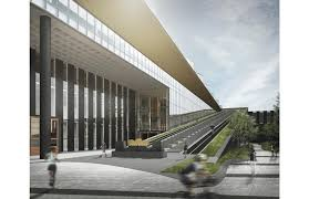 100 A Parallel Architecture Nike To Name Olson Kundigdesigned Innovation Building After