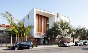 100 Scarpa Architects Gateway Apartments Project Parklex