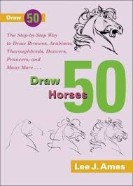 Draw 50 Horses The Step By Way To Broncos Arabians