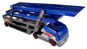 Hot Wheels Turbo Hauler Vehicle + 5 Cars | Walmart Canada Hot Wheels Trackin Trucks Speed Hauler Toy Review Youtube Stunt Go Truck Mattel Employee 1999 Christmas Car 56 Ford Panel Monster Jam 124 Diecast Vehicle Assorted Big W 2016 Hualinator Tow Truck End 2172018 515 Am Mega Gotta Ckc09 Blocks Bloks Baja Bone Shaker Rad Newsletter Dairy Delivery 58mm 2012 With Giant Grave Digger Trend Legends This History Of The Walmart Exclusive Pickup Series Is A Must And