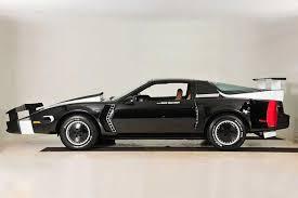 Knight Rider KITT Pursuit Car Heads To Auction - 95 Octane