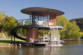 100 Lake Boat House Designs 0 Dock Design Ideas Landscape Transitional With Dock Exterior Grass