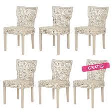 6er set stühle gael