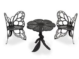 Gensun Patio Furniture Cushions by Outdoor Furniture Unique Designs Statuary Ornate Butterfly Patio