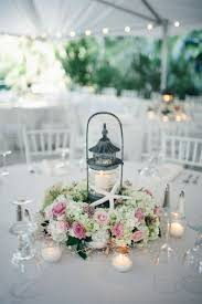 Rustic Centerpieces For Beach Wedding