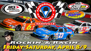 ARCA Racing Series Entries On The Move For Music City 200 – Track ...