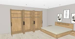 wöstmann schlafzimmer wsm 1600 vorschlagskombination 1009