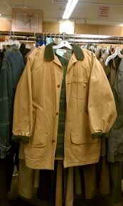 L.L. Bean Field Coat For $24.99 | Thrift Store Preppy Mens Ll Bean Barn Coat Orange Leather Collar X Large Tall Free Womens Adirondack Insulated Coveside Wool Llbean Flanllined Wardrobe My Favorite Fall Jacket Riding Jacket Ll Beauty H2off Raincoat Meshlined Love My Barn Chic Farm Style Pinterest Luna Lined Vintage Brown Canvas 90s Bean Chore Ranch Classic Sherpalined Utility