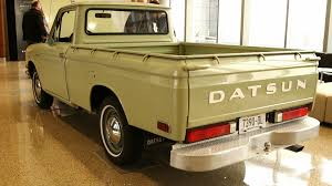 100 Datsun Truck Classic Truck Award In Texas Goes To 1972 Pickup