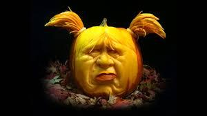 Penguin Halloween Pumpkin Stencil by Cool Pumpkin Carving Ideas Youtube