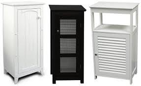 surprising small bathroom floor cabinet storage cabinets