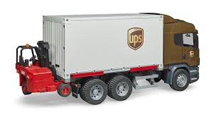 Amazon.com: Bruder Scania R-Series Ups Logistics Truck With Forklift ... Intertional 1552sc P70 Ups Truck 2015 3d Model By Humster3dcom Ups Trucks For Sale 1920 New Car Update Daron United Parcel Service Plane Deluxe Gift Set The Next Big Thing You Missed Amazons Delivery Drones Could Work Track In Real Time The Right Way And Used Semi Best New Vans Pickups 2017 Auto Express Freightliner Adds To Cfigurations Cascadia Fuso Brings First Allelectric In Series Production Nacv Size Doesnt Always Matter Whoever Made This Is Comparing A Multistop Truck Wikipedia