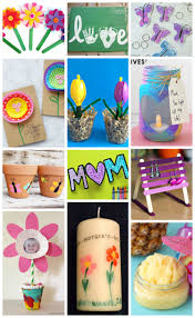 These Easy Mothers Day Crafts For Kids Make Fantastic Homemade Gift Ideas Kid Made DIY Gifts Are The Best