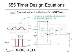 100 555 Design Clock Signals Timer Timer Digital Electronics TM Ppt Download
