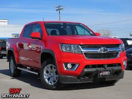 100 Used Chevy 4x4 Trucks For Sale 2015 Colorado LT 4X4 Truck Ada OK JT657A