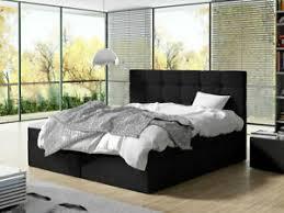 details zu boxspringbett luanda polsterbett matratze bettkasten doppelbett schlafzimmer
