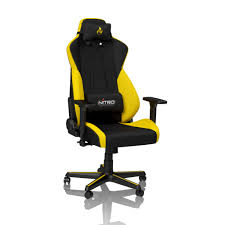 100 Gaming Chairs For S 300 Chair Astral Yellow Nitro Concepts