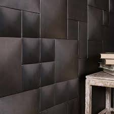 interior design leather wall tiles price black wall decoration