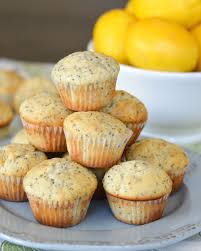 Bisquick Pumpkin Mini Muffins by These Lemon Poppy Seed Mini Muffins Add A Fresh Burst Of