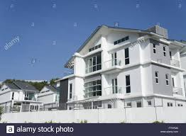 100 Houses In Malaysia Newly Built Terrace Houses In Stock Photo 90749348 Alamy