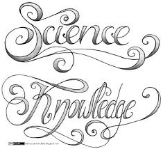 Tattoos Mendem Science Knowledge