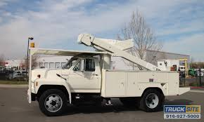 Truck For Sale: Bucket Truck For Sale Bucket Truck 4x4 Puddle Jumper Or Regular Tires Youtube Used Boom Trucks For Sale Used Bucket Trucks For Sale Big Truck Equipment Sales 2003 Intertional Dura Star 4400 Item J1340 2004 7600 Boom White City 2012 Omnivan 46ft Skytel M13919 Forestry For Sale With Chip Box 1989 Gmc Topkick 7000 Db7460 Sold Aug In West Virginia 2005 Gmc W5500 Boom Pa Tristate