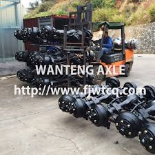 100 Truck Axles Hydraulic Fuwa Front Drive