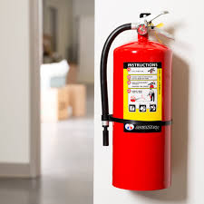 Nfpa 10 Fire Extinguisher Cabinet Mounting Height by Badger Advantage Adv 20 18 Lb Dry Chemical Abc Fire Extinguisher