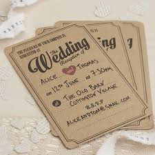 Buy Vintage Affair Evening Wedding Invitations 10 Pack From The Range At Hobbycraft