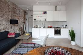 100 Small Apartments Interior Design Apartment In Warsaw With Tasteful Simple Decor