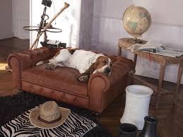 canap pour chien modèle charles canapé pour chien
