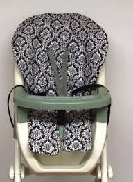 Eddie Bauer Wood High Chair Cover by Eddie Bauer Newport Wooden High Chair Cover Chair Replacement Pad