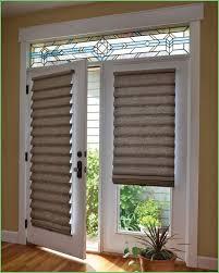 burlap window blinds modern looks best french door curtains