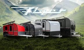 InTech RV Lightweight All Aluminum Camper