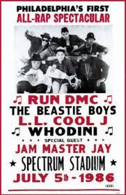 All Rap Concert 1986