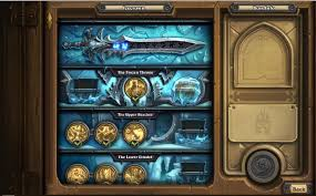 ez lich king win works for most classes hearthstone decks