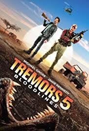 Tremors 5 Bloodlines Poster
