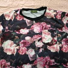 100 Coco Republic Sale Floral Shirt On Carousell