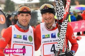 ski club mont noir agnellet et guigonnet vainqueurs d une dantesque envolée nordique