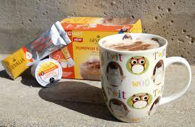Gevalia Pumpkin Spice Latte Keurig by 5 Best Things About Fall Gevaliaicedcoffee The Mommyhood Life