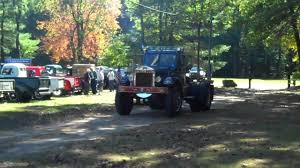 100 Ford Sterling Truck A Chain Drive At The Granby MA Show YouTube