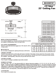 fanimation beckwith ceiling fan model fa fp7964bn in brushed nickel