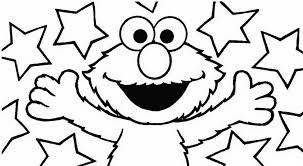 Surprising Elmo Coloring Pages 2 Print Disney Channel Printer And Color 572755 Colouring For Kids