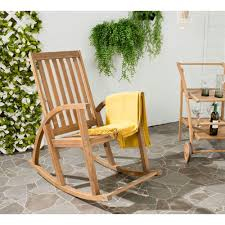 100 Comfortable Outdoor Rocking Chairs For Small Spaces Patio The Home Depot