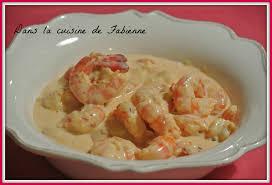 cuisiner avec du gingembre gambas roties sauce au curry et gingembre dans la cuisine de fabienne