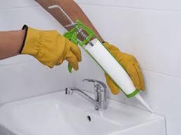 waschbecken abdichten für die lange lebensdauer armaturen