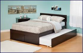 Queen Size Bed With Trundle Queen Bed Frames Good Queen Size